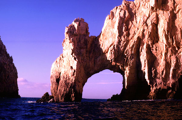 Sea Arch at Cabo San Lucas