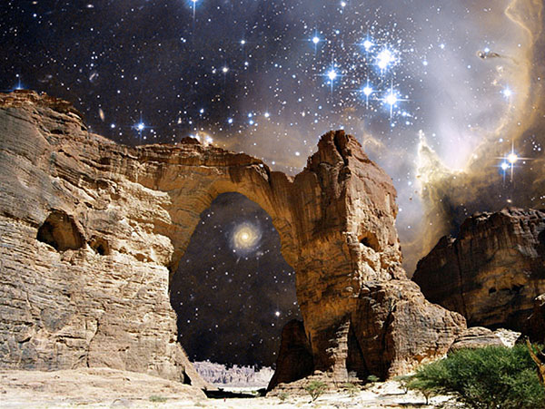 Archway to the Stars